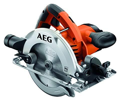 AEG KS55-2 Handcirkelzaag, 1200 W, zaagblad 165 mm, zaagdiepte 41 mm (45 °) / 54 mm (90 °)