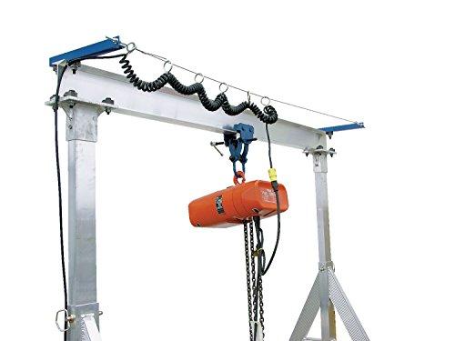Vestil Gantry Crane Festoon System 22 Ft Wire