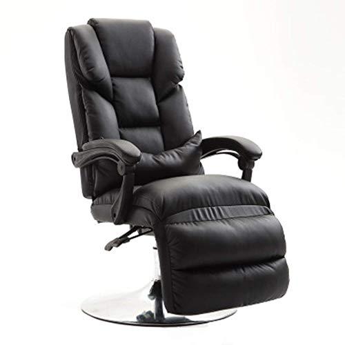 Baibao Liegestuhl, Gaming-Stuhl, mit Teleskop-Fußhocker, Farbe: C