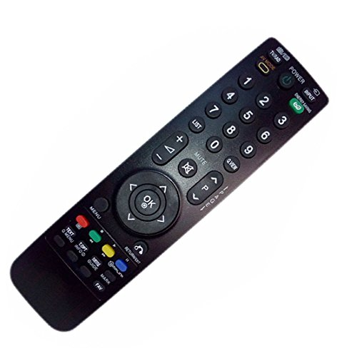 Replaced Remote Control Compatible for LG 26LH20-UA 50PS11 50PQ10 37LH30 32LH20-UA 47LH300CUA HDTV TV
