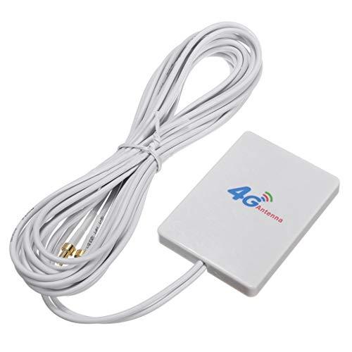 teng hong hui señal 3G LTE Antena de Largo Alcance Antena Exterior de Refuerzo de señal de Red al Aire Libre del Receptor Router Booster 28dbi de Alta Ganancia 4G /