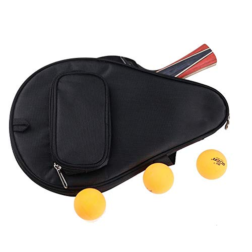 Best Prices! QIEZI ping Pong net Table Tennis Rackets Bag for Training Professional ping Pong case S...