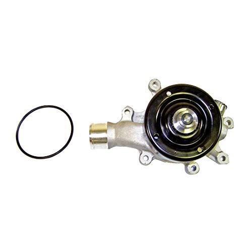DNJ WP1180 Water Pump for 1994-2003 / Dodge/Ram 3500/8.0L / OHV / V10 / 20V / 488cid