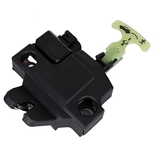 Trunk Latch Door Actuator Assembly For 2007 2008 2009 2010 2011 07 08 09 10 11 Toyota Camry Keyless Entry Trunk Lock - Replaces 64600-06010, 64600-33120, 931-860 - Tailgate Lock Trunk Latch Actuator