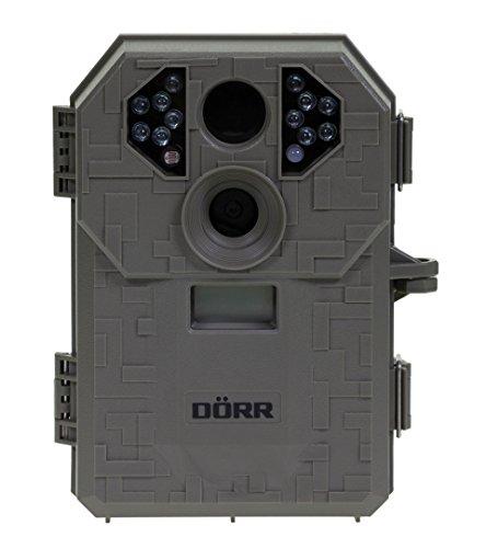 Dörr WildSnap Überwachungskamera mit 12 IR Hochleistungs-LED Oliv grün