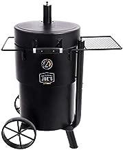 Char-Broil 19202089 Barrel Drum Smoker, Black