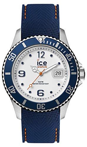 Reloj ICE Watch IC016771 Hombre Plateado/Gris Silicona