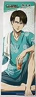進撃の巨人※リヴァイ※極楽湯※RAKU SPA※らくスパ※お風呂の民※等身※のぼりデザインポスター※大
