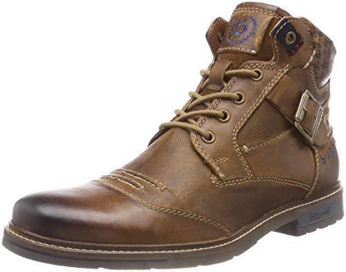 bugatti 321344323200 Klassieke laarzen met korte schacht voor heren