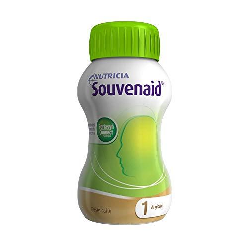 Nutricia Souvenaid Alimento Speciale Gusto Caffè, 4 X 125ml