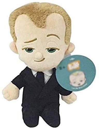 NC58 20cm jefe bebé de dibujos animados de juguete suave figuras El bebé jefe de felpa muñeca de los niños de peluche muñeca marioneta decoraciones de cumpleaños G