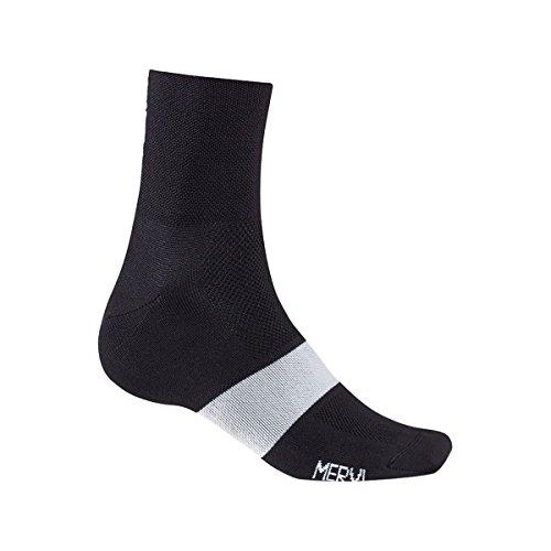 Giro Classic Racer Socks Black/White Large