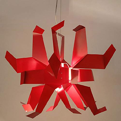 Origami Paper Crane Hanging Lamp