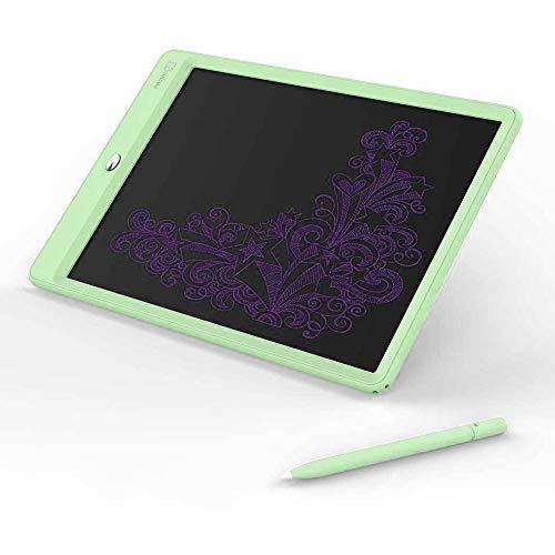 LCD-Schreibtablett, Schreibtablett, LCD, 12 Zoll, für Kinder, Jungen und Mädchen, Zeichnung, grün, 10 Zoll (25 cm)