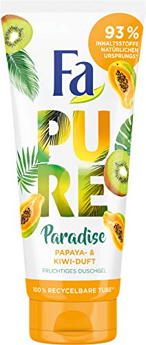 Fa Duschgel Pure Paradise Papaya- & Kiwi-Duft, 200 ml, FPPPK