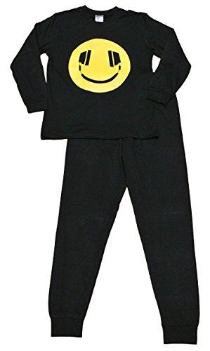 Pijama para niños de 11 a 16 años, con impresión de