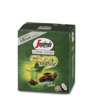 Capsule Le Origini Brasilien 10 cp