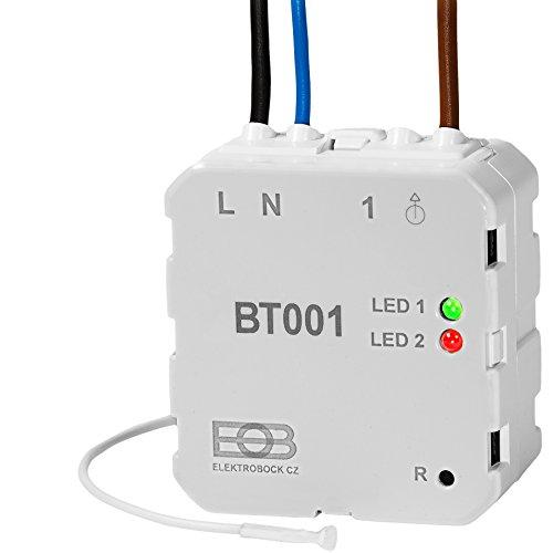 Thermostat Raumthermostat Unterputz Funkempfänger Steckdose für Infrarotheizung - diverse Modelle - (Unterputz | Nr. 401459)