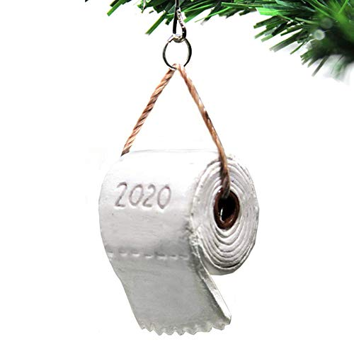 kdhgo Christmas Decorations Santa Gift,Personalized Santa Claus of Ornament 2020 Christmas Holiday Decorations