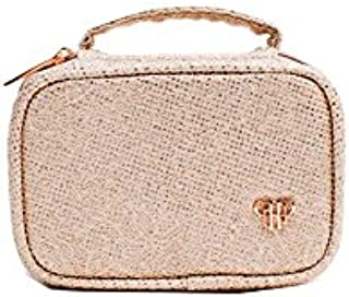 PurseN Tiara Mini Jewelry Case Travel Organizer Box Lotus
