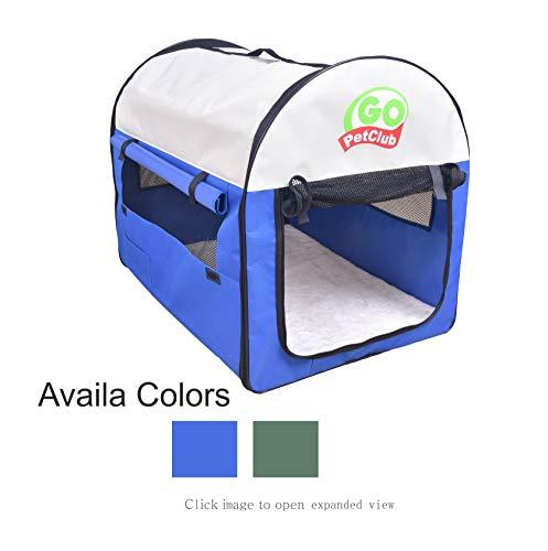 Go Pet Club CK-38 Foldable Pet Crate