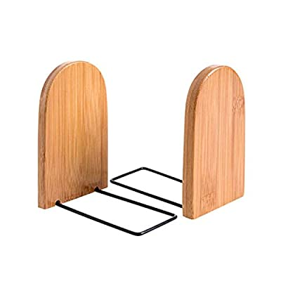 bookends. Premium Bookend.Office Book Stand. bookends Supports .Suitable for Library, Bookstore, Family, Office, Study and so on. (bookend supports-2pack)