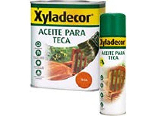 Xyladecor 5089084 - Aceite para teca INCOLORO Xyladecor