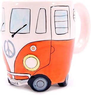 Other VW Camper Van - Taza, Color Naranja