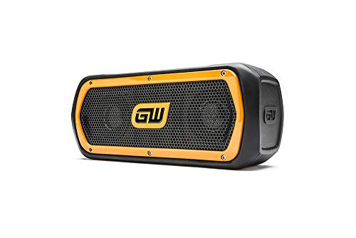 GEARWRENCH Portable Jobsite Bluetooth Speaker and Radio - 86997