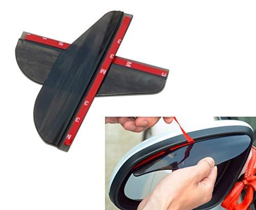 JDM Glanza Civic Impreza - Deflettore antivento per specchietto retrovisore