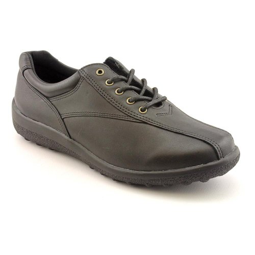David Tate Women's Walker Walking Shoes,Black Calfskin,5.5 W US