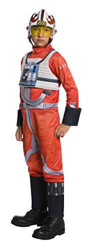 Rubie's Star Wars Classic X-Wing Fighter Pilot Child's Costume, Small