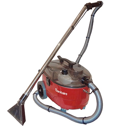 Sanitaire Carpet Extractor, 9 Amps. Commercial Motor, 1.5 Gallon Tank-2464772