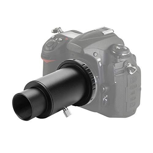 VBESTLIFE Tubo di prolunga per telescopio, Diaframma Manuale Diaframma di Controllo M42 Filettatura T-Mount Adattatore per Obiettivo Anello Fisso Fotografia Kit Tubo di prolunga per Fotocamera Nikon