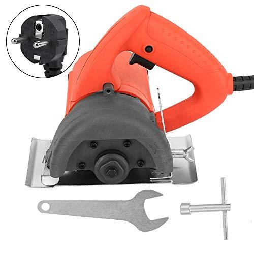 1480 W cirkelzaag 110 mm lemmet metaal steen hout kunststof snijmachine 220 V EU-stekker voor het snijden van metaal, steen, glas, hout EU 220V