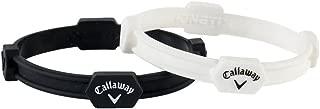 2-Pack Sport Band, Black/White