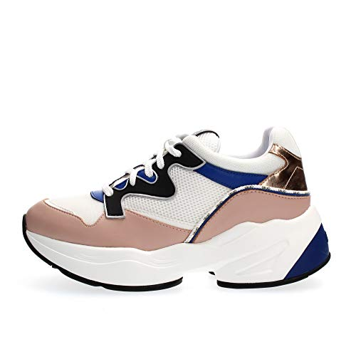 Liu Jo Jog 09 BA0019 TX091 Sneakers Donna Bianco 36