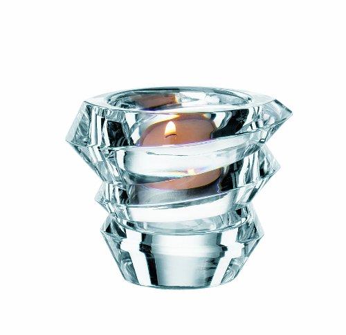 Spiegelau & Nachtmann, 2er-Set Votiv, Kristallglas, Höhe: 7 cm, Slice, 0090030-0