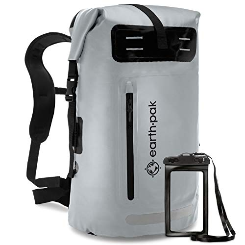 Earth Pak Mochila Impermeable- 35L/55L...