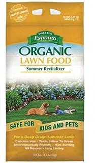 Best espoma eosr30 organic summer fertilizer Reviews