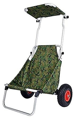 Carro de la Compra Carrito Plegable Trolley portátil Carrito Cámara al Aire...