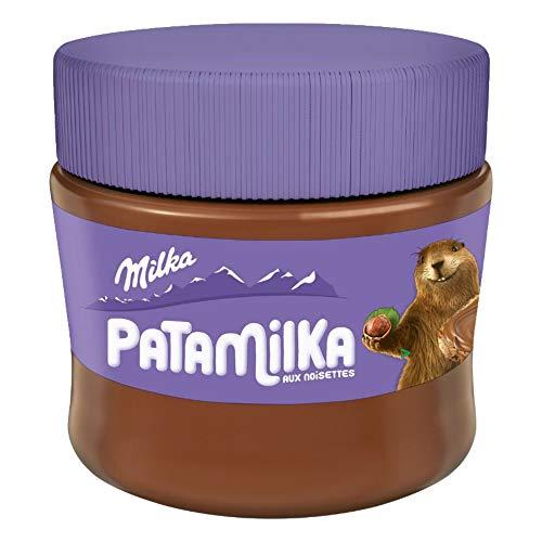 patamilka aux noisettes Milka Brotaufstrich (240g Glas)