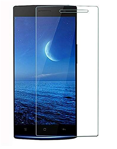 Luckyandery Oppo Find 7 Protector de pantalla de vidrio templado, [vidrio templado] Protector de pantalla, antiarañazos, sin burbujas, para Oppo Find 7,2 unidades