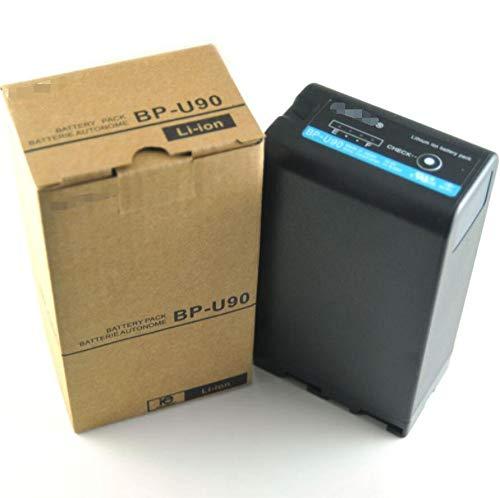 New OEM BP-U90 Digital Camera Battery fit for Sony PXW FS5 PXW...