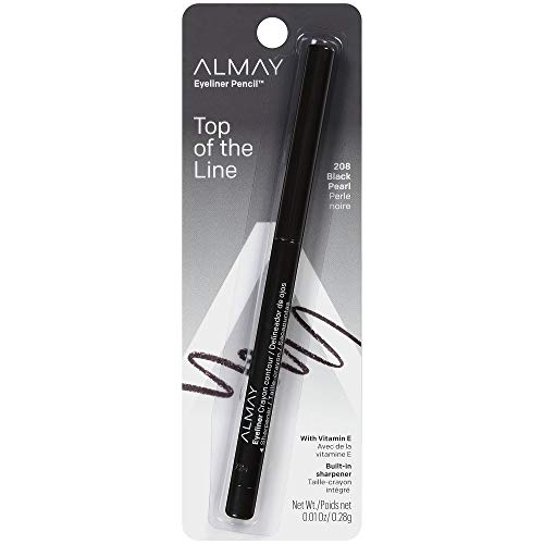 Almay Eyeliner Pencil Top of the Line, Black Pearl