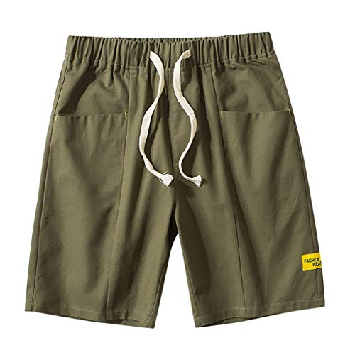 Momoxi Herrensport Casual Shorts Army Green M. Bikini für mollige Sporthose Damen kurz Schwangerschaft Badeanzug rot männer Badeanzug Badeanzug Push up bademode Herren