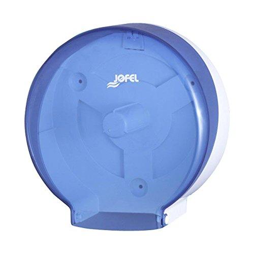 Toilettenpapierhalter Großrollen Jofel ae52200azur Toilettenpapierhalter mittel, 300m, Blau