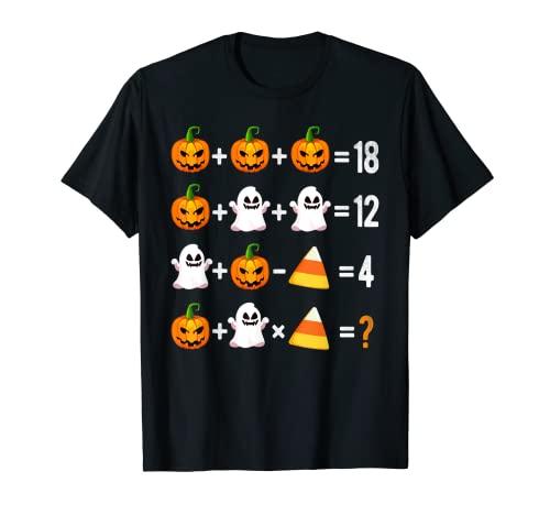 2021 Halloween Order of Operations Quiz Math...