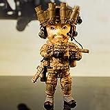 YIGEYI 5 Pulgadas Soldado Militar Figura Figura de acción del Animado Navy Seal de PVC de Colección ...