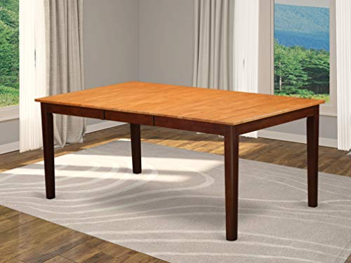 Henley Rectangular Dining Room Table 42'x72' With 18' Butterfly Leaf